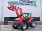 Traktor des Typs Massey Ferguson 6614 Efficient Dyna 6 in Wildeshausen