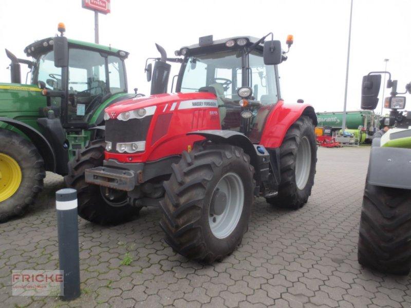 Traktor типа Massey Ferguson 6615 Dyna- VT, Gebrauchtmaschine в Bockel - Gyhum (Фотография 1)