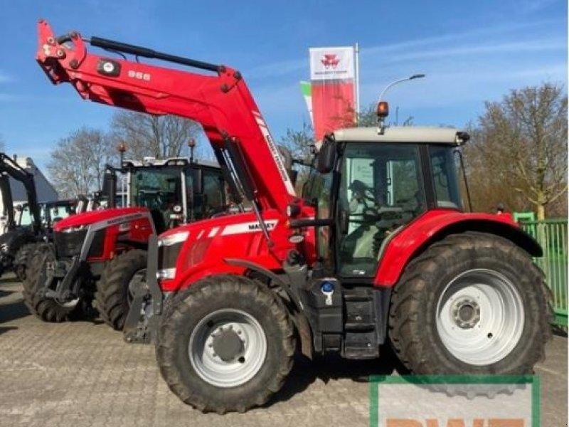 Traktor типа Massey Ferguson 6615 VT EXCLUS, Gebrauchtmaschine в Geldern (Фотография 1)