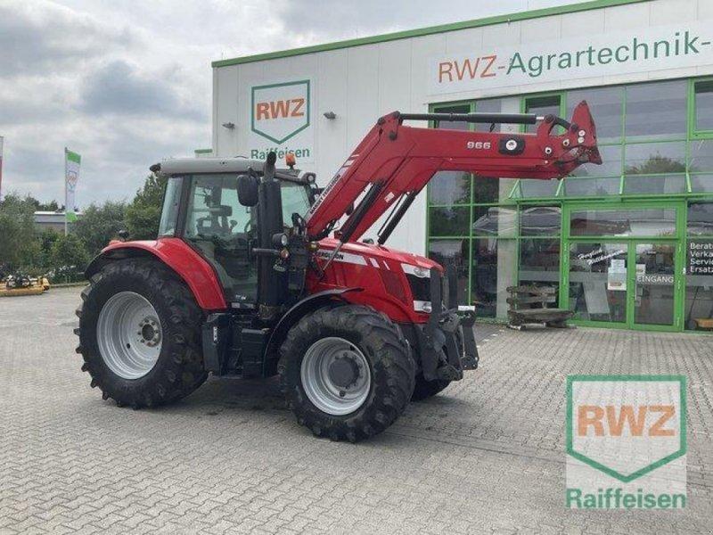 Traktor des Typs Massey Ferguson 6615 VT Exclusiv, Gebrauchtmaschine in Geldern (Bild 1)
