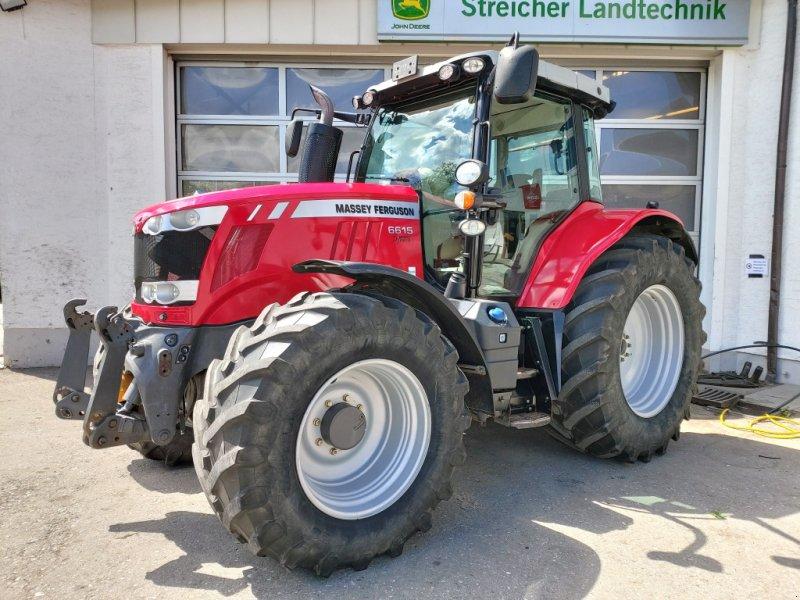 Traktor des Typs Massey Ferguson 6615, Gebrauchtmaschine in Günzach (Bild 2)
