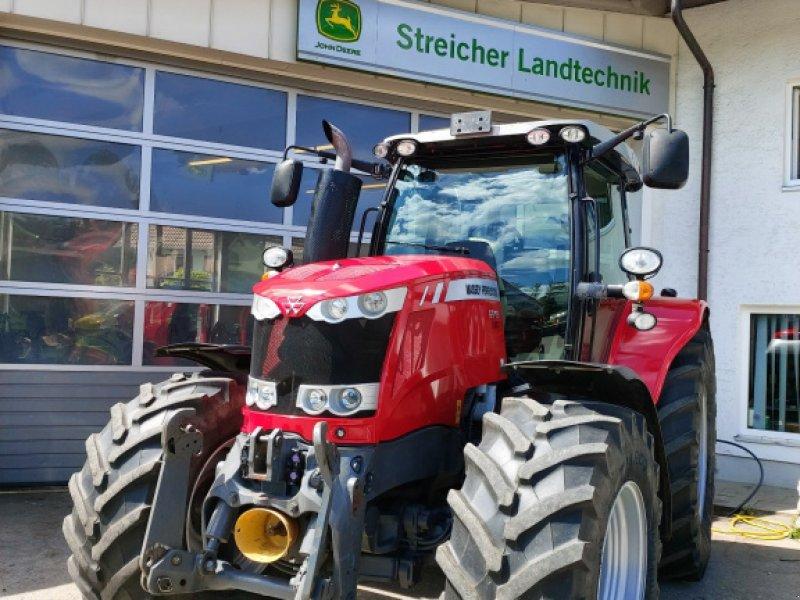 Traktor des Typs Massey Ferguson 6615, Gebrauchtmaschine in Günzach (Bild 3)