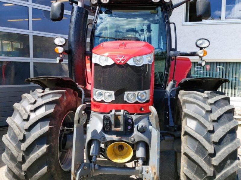 Traktor des Typs Massey Ferguson 6615, Gebrauchtmaschine in Günzach (Bild 4)