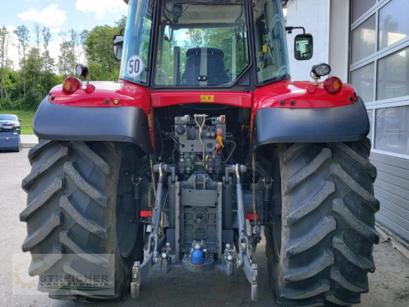 Traktor des Typs Massey Ferguson 6615, Gebrauchtmaschine in Günzach (Bild 5)