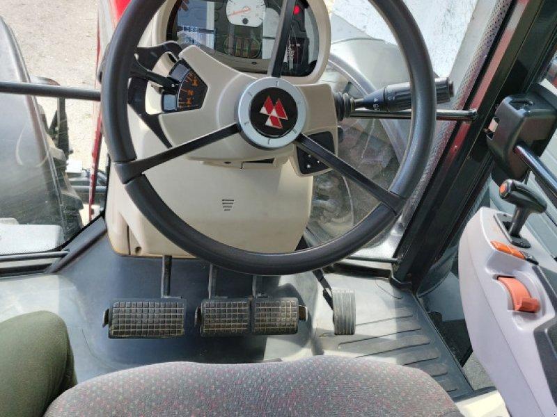Traktor des Typs Massey Ferguson 6615, Gebrauchtmaschine in Günzach (Bild 8)