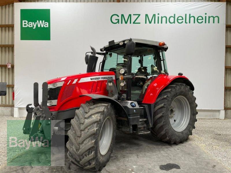 Traktor des Typs Massey Ferguson 6616 DYNA-VT EXCLUSIVE, Gebrauchtmaschine in Mindelheim (Bild 1)