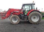 Traktor типа Massey Ferguson 6616 Dyna VT Front PTO og frontlæsser, Gebrauchtmaschine в Horsens