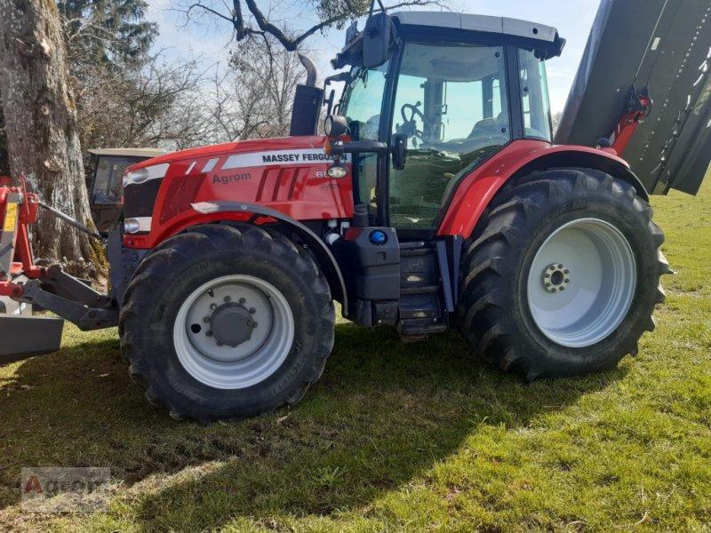 Traktor des Typs Massey Ferguson 6616, Gebrauchtmaschine in Riedhausen (Bild 1)