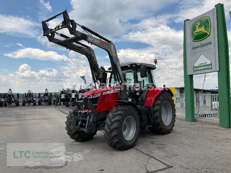 Traktor des Typs Massey Ferguson 6713 DYNA 6, Gebrauchtmaschine in Zwettl (Bild 1)