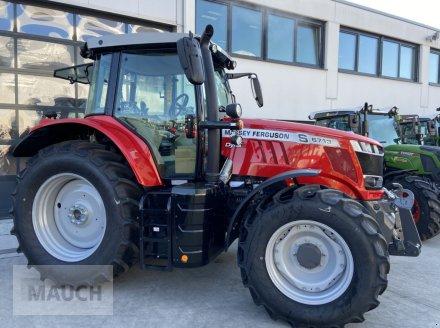 Traktor des Typs Massey Ferguson 6713S Dyna 6 S5 Euroline, Neumaschine in Burgkirchen (Bild 9)