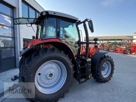 Traktor des Typs Massey Ferguson 6713S Dyna 6 S5 Euroline, Neumaschine in Burgkirchen (Bild 8)