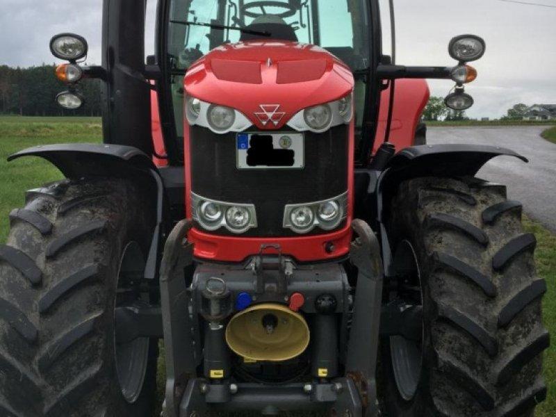 Traktor типа Massey Ferguson 6714 S, Gebrauchtmaschine в Albbruck (Фотография 3)
