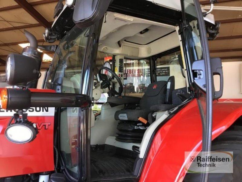 Traktor des Typs Massey Ferguson 6714S Dyna-VT, Gebrauchtmaschine in Trendelburg (Bild 5)