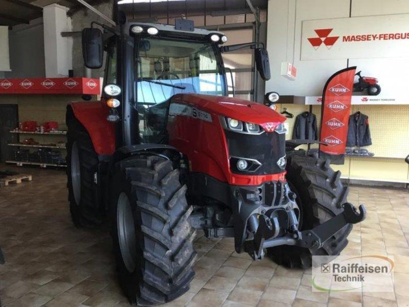 Traktor des Typs Massey Ferguson 6714S Dyna-VT, Gebrauchtmaschine in Trendelburg (Bild 3)