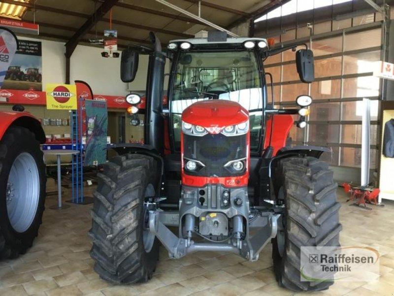 Traktor des Typs Massey Ferguson 6714S Dyna-VT, Gebrauchtmaschine in Trendelburg (Bild 2)
