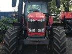 Traktor of the type Massey Ferguson 6714S in Oxfordshire