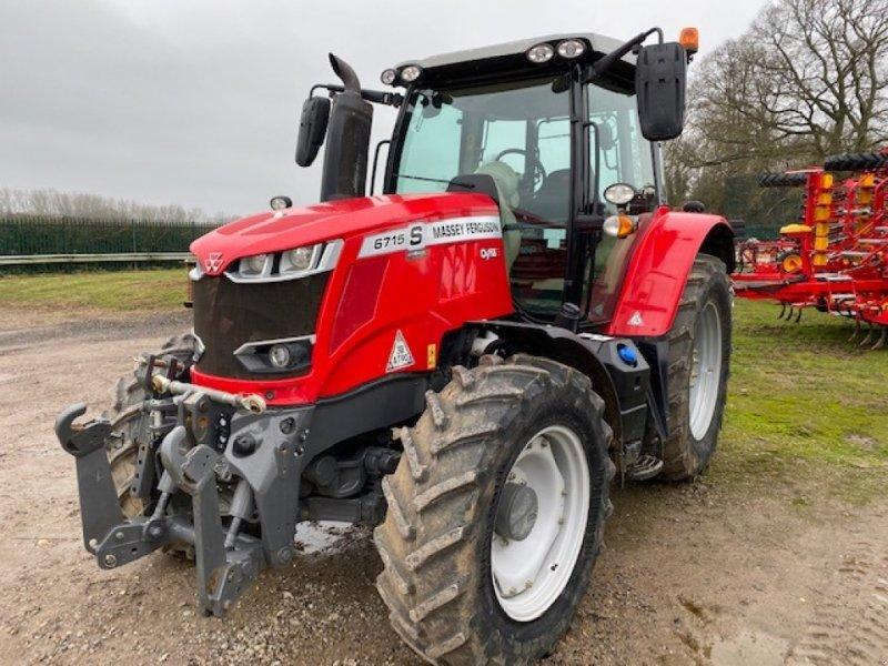 Traktor typu Massey Ferguson 6715 S, Gebrauchtmaschine w Grantham (Zdjęcie 1)