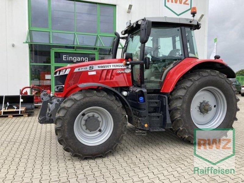 Traktor des Typs Massey Ferguson 6715S-19 DYNA VT Exclusiv, Neumaschine in Alsfeld (Bild 1)