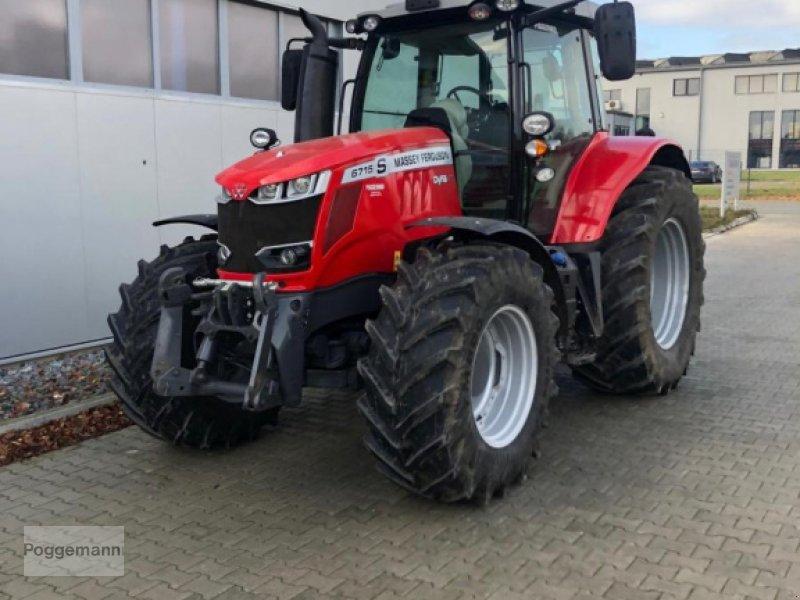 Traktor des Typs Massey Ferguson 6715S DVT, Vorführmaschine in Bad Iburg - Sentrup (Bild 2)