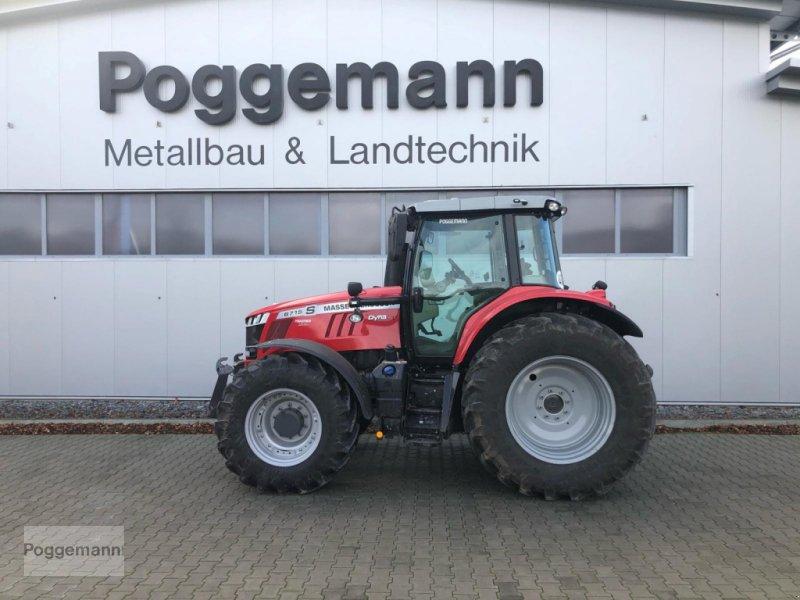 Traktor des Typs Massey Ferguson 6715S DVT, Vorführmaschine in Bad Iburg - Sentrup (Bild 1)
