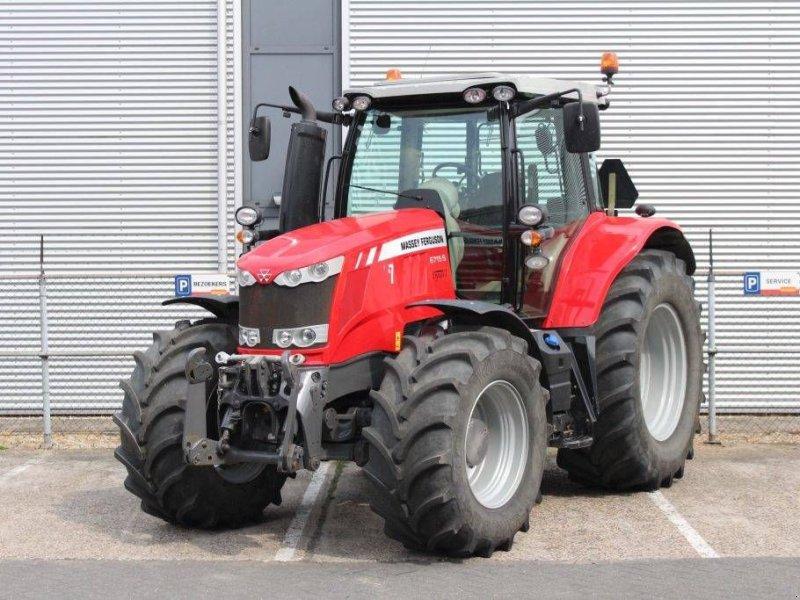 Traktor typu Massey Ferguson 6715S Dyna-VT Efficient, Gebrauchtmaschine w Geldermalsen (Zdjęcie 1)