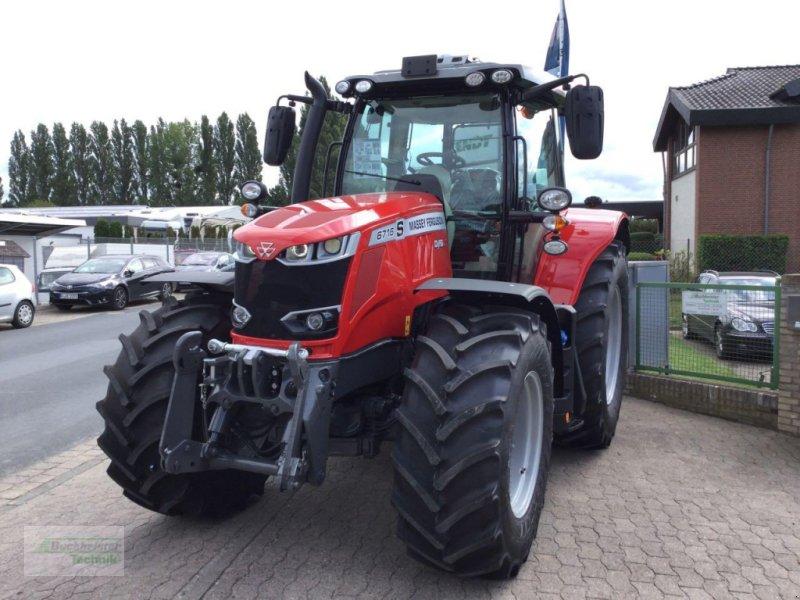 Traktor des Typs Massey Ferguson 6716 Dyna- VT Exclusive, Neumaschine in Coppenbruegge (Bild 1)