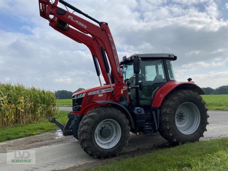 Traktor типа Massey Ferguson 6716 Dyna VT, Gebrauchtmaschine в Spelle (Фотография 1)