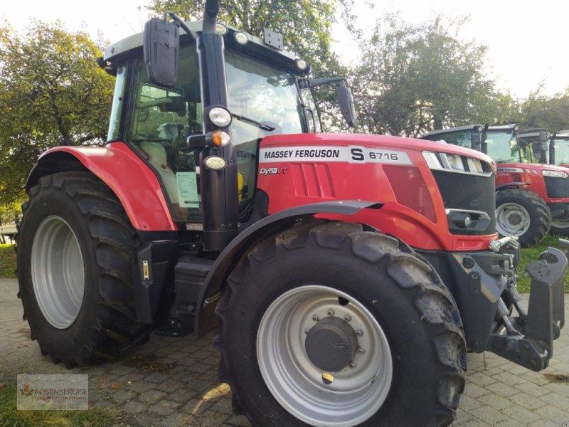 Traktor des Typs Massey Ferguson 6716, Neumaschine in Hutthurm (Bild 1)