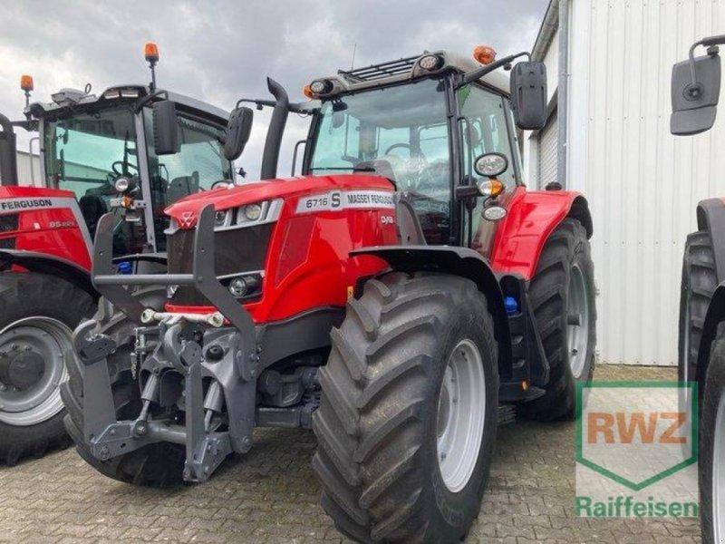 Traktor typu Massey Ferguson 6716S Dyna VT  ***Sonderpreis***, Neumaschine w Geldern (Zdjęcie 1)