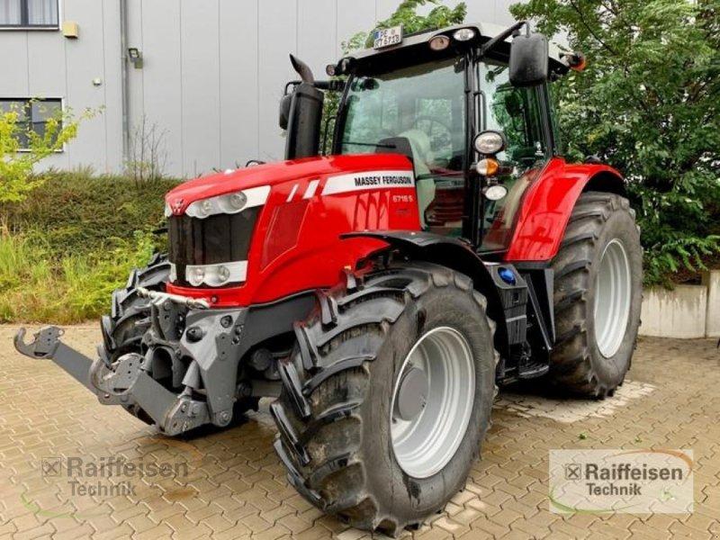 Traktor des Typs Massey Ferguson 6718 S Dyna-VT Exclusive, Gebrauchtmaschine in Edemissen (Bild 5)