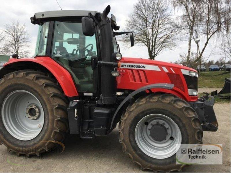 Traktor des Typs Massey Ferguson 6718 S Dyna-VT Exclusive, Gebrauchtmaschine in Edemissen (Bild 3)
