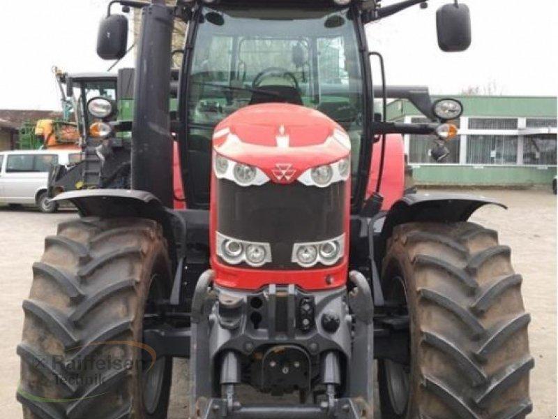 Traktor des Typs Massey Ferguson 6718 S Dyna-VT Exclusive, Gebrauchtmaschine in Edemissen (Bild 2)