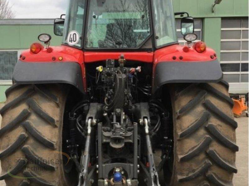Traktor des Typs Massey Ferguson 6718 S Dyna-VT Exclusive, Gebrauchtmaschine in Edemissen (Bild 4)