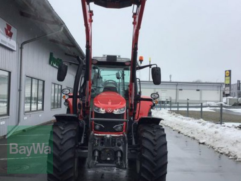 Traktor des Typs Massey Ferguson 6718S DYNA-VT EXCLUSIVE, Vorführmaschine in Mühlhausen (Bild 3)