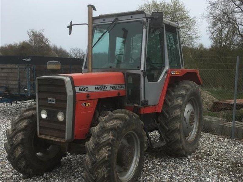 Traktor typu Massey Ferguson 690 Turbo, Gebrauchtmaschine w Odense SV (Zdjęcie 1)