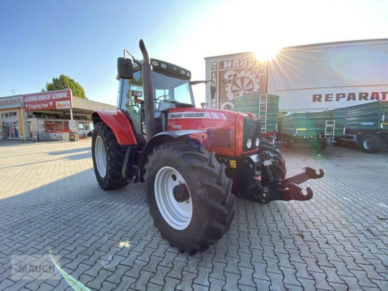 Traktor des Typs Massey Ferguson 7465-4 Dyna-VT, Gebrauchtmaschine in Burgkirchen (Bild 1)