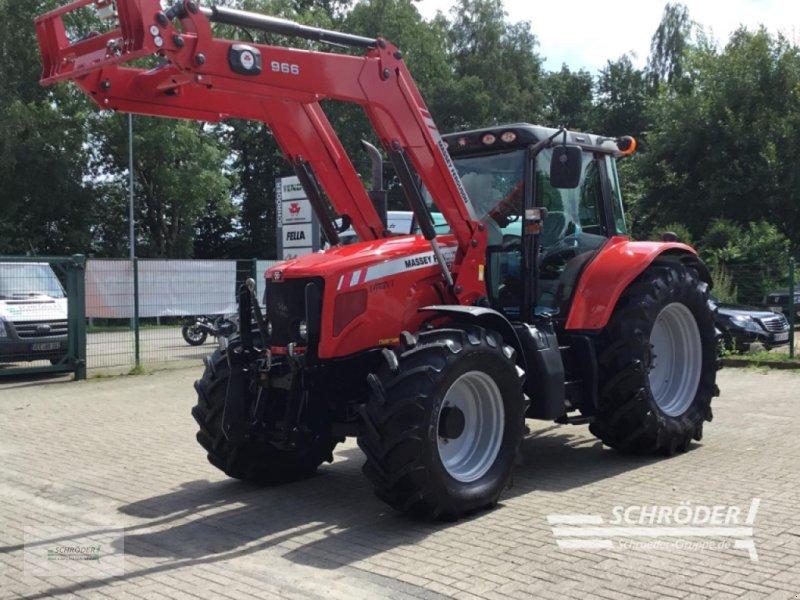 Traktor des Typs Massey Ferguson 7465 DYNA-VT, Gebrauchtmaschine in Langförden (Bild 1)