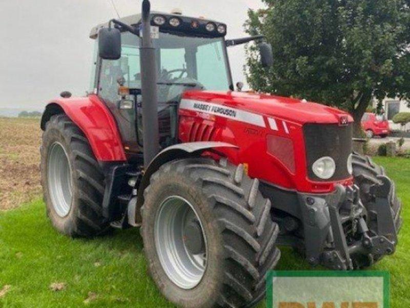Traktor des Typs Massey Ferguson 7480 Dyna VT **NEUWERTIG **, Gebrauchtmaschine in Zülpich (Bild 1)
