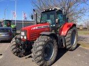 Massey Ferguson 7480 Dyna VT Vario frontlift - KUN 4400 timer - Velholdt Traktor
