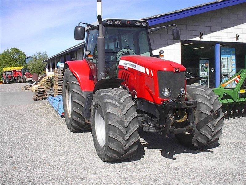 Traktor типа Massey Ferguson 7480 Dyna VT Vario, Gebrauchtmaschine в Samsø (Фотография 1)