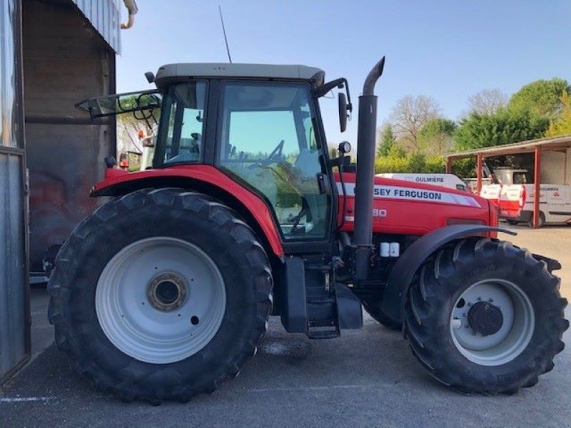 Traktor of the type Massey Ferguson 7480VT, Gebrauchtmaschine in CASTRES (Picture 1)