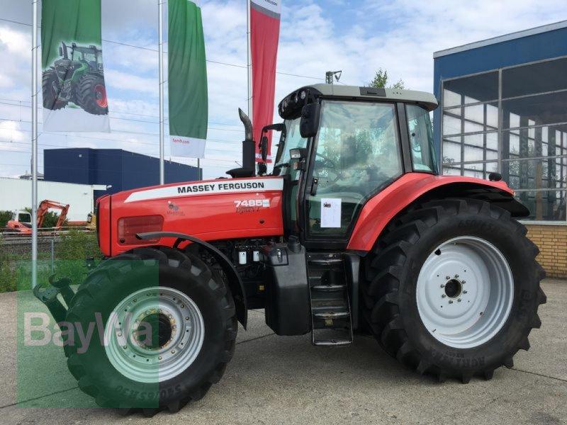 Traktor des Typs Massey Ferguson 7485 Dyna VT, Gebrauchtmaschine in Obertraubling (Bild 1)