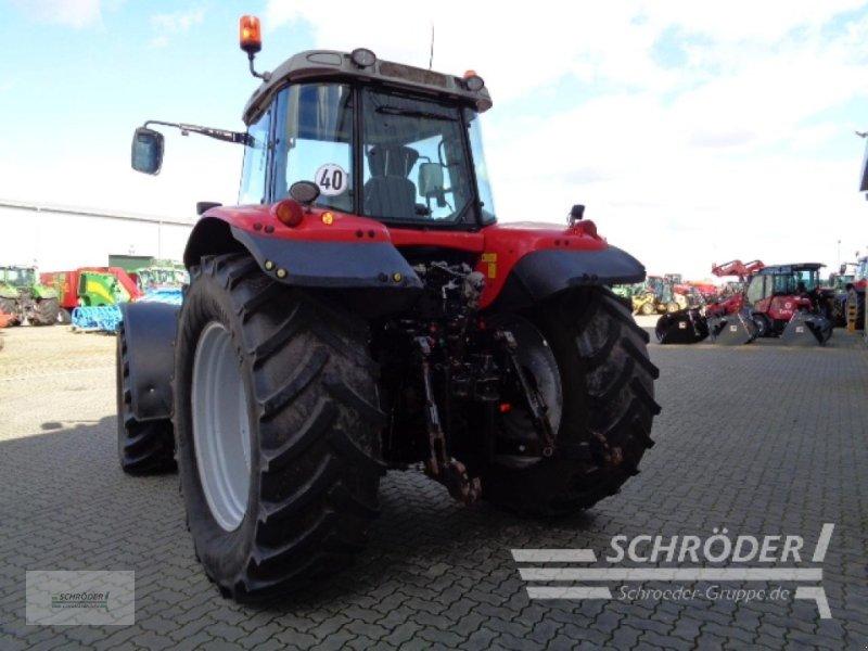 Traktor des Typs Massey Ferguson 7485 DYNA-VT, Gebrauchtmaschine in Ahlerstedt (Bild 4)