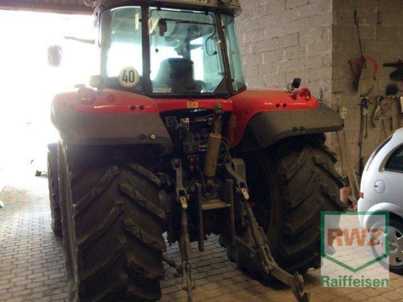 Traktor des Typs Massey Ferguson 7485 Dyna-VT, Gebrauchtmaschine in Kruft (Bild 8)