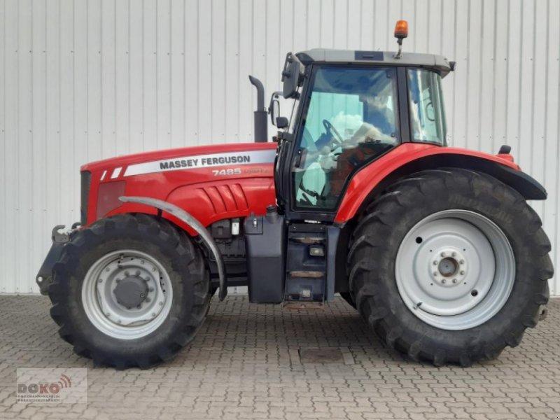 Traktor des Typs Massey Ferguson 7485, Gebrauchtmaschine in Elmenhorst OT Lanken (Bild 1)