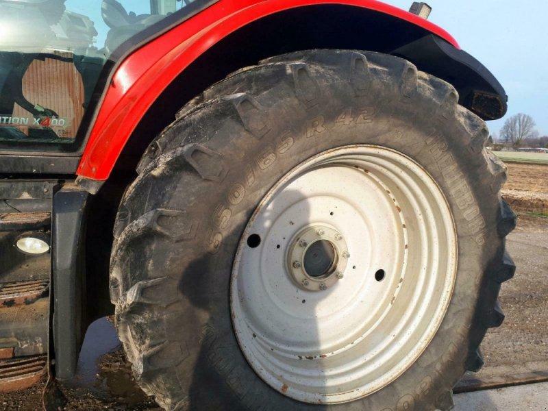 Traktor des Typs Massey Ferguson 7485, Gebrauchtmaschine in Oettingen (Bild 6)