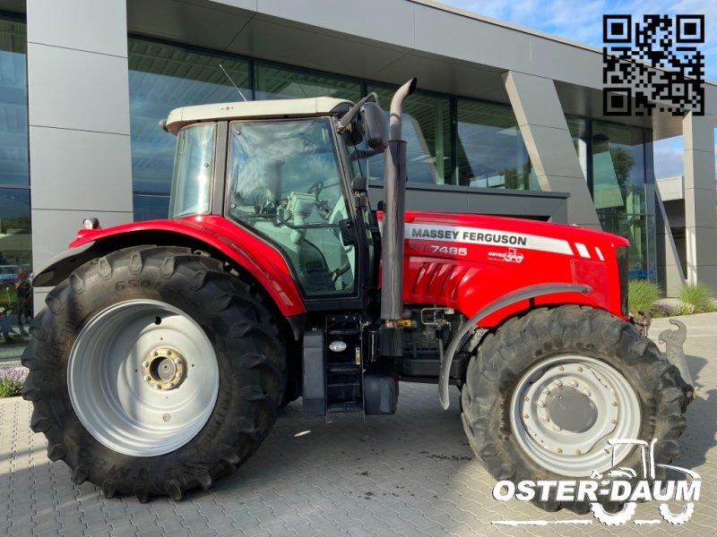 Traktor des Typs Massey Ferguson 7485, Gebrauchtmaschine in Kaisersesch (Bild 3)