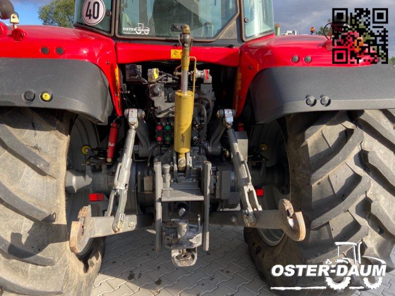 Traktor des Typs Massey Ferguson 7485, Gebrauchtmaschine in Kaisersesch (Bild 6)