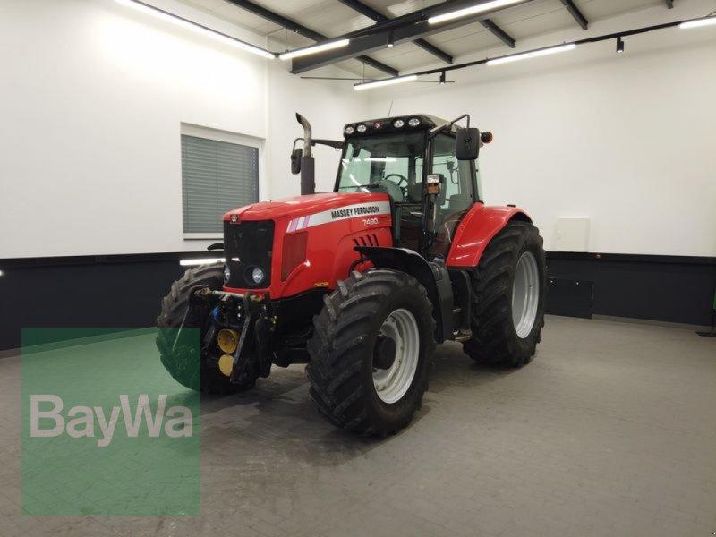 Traktor des Typs Massey Ferguson 7490 Dyna-VT, Gebrauchtmaschine in Manching (Bild 1)