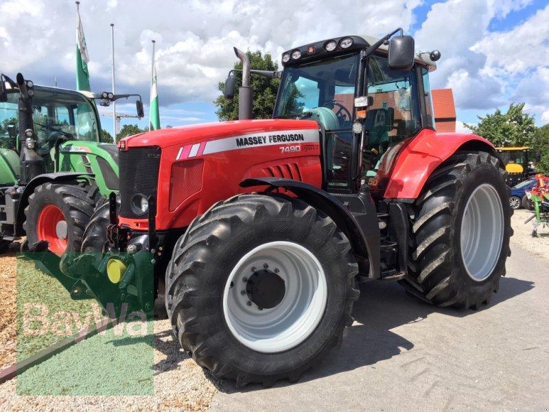 Traktor des Typs Massey Ferguson 7490 Dyna VT, Gebrauchtmaschine in Dinkelsbühl (Bild 1)